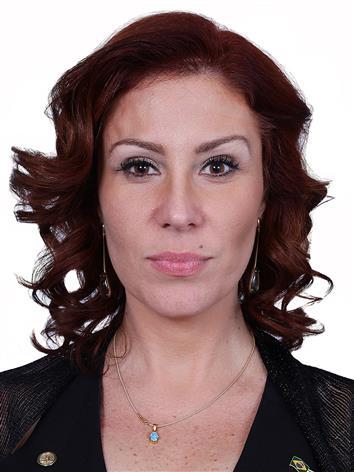 Foto de perfil do deputado Carla Zambelli
