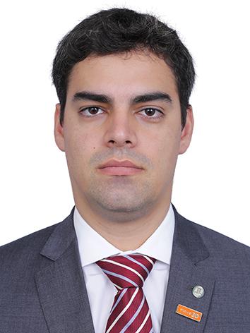 Foto de perfil do deputado Tiago Mitraud