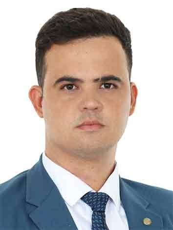 Foto do Deputado CABO JUNIO AMARAL