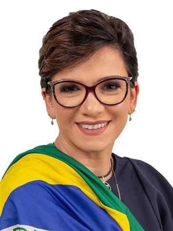 Foto de perfil do deputado Alê Silva