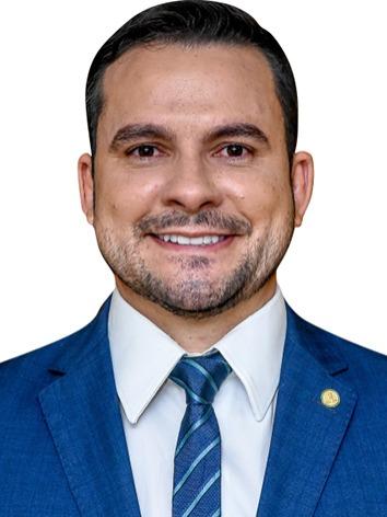 Foto de perfil do deputado Capitão Alberto Neto