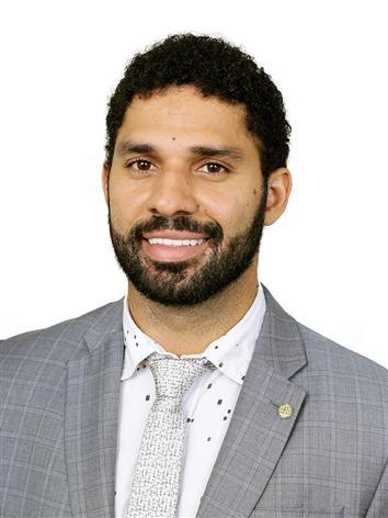 Foto de perfil do deputado David Miranda