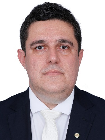 Foto do(a) deputado(a) Marcão Gomes