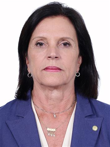 Foto do Deputado ANGELA AMIN