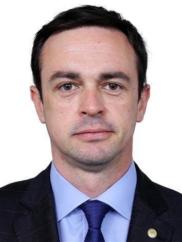 Foto do Deputado MAURÍCIO DZIEDRICKI