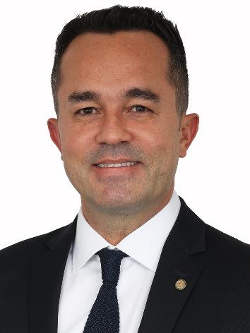 Foto do Deputado STEFANO AGUIAR