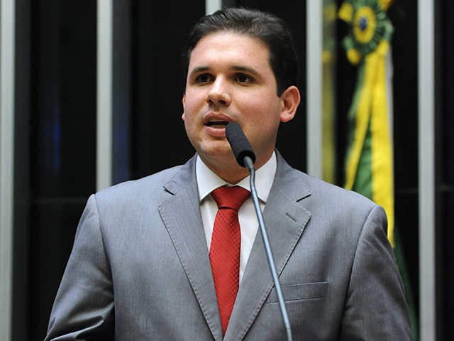 Foto do(a) deputado(a) Hugo Motta