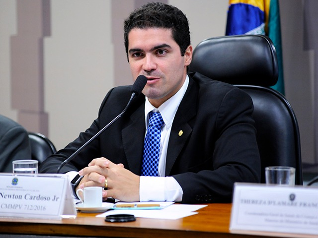 Foto do(a) deputado(a) NEWTON CARDOSO JR