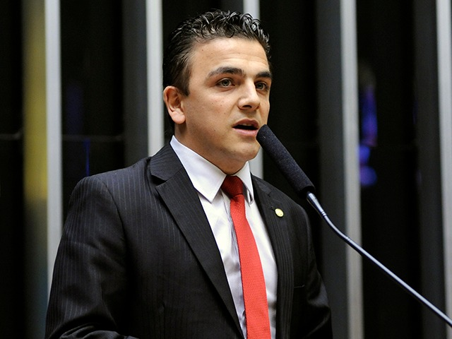 Foto do(a) deputado(a) ALIEL MACHADO