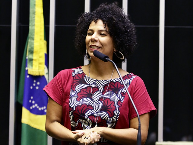Foto do(a) deputado(a) Áurea Carolina