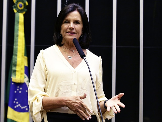 Foto do(a) deputado(a) ANGELA AMIN