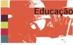 Vinheta Educação com estudante escrevendo