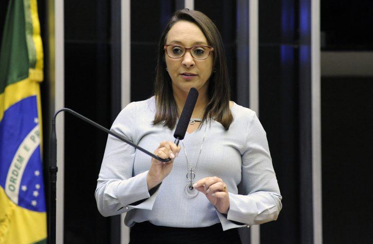 Ordem do dia para discussão e votação de diversos projetos. Dep. Renata Abreu (PODE - SP)