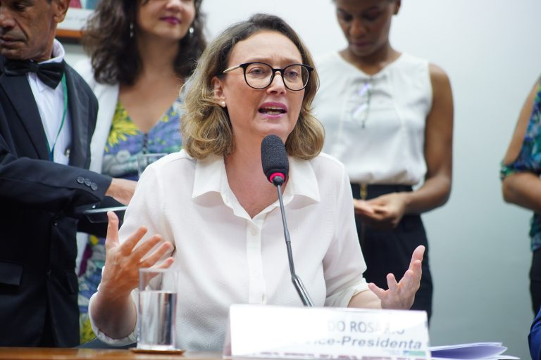 Manifesto Cultural em Homenagem à Beth Carvalho. Dep. Maria do Rosário (PT-RS)
