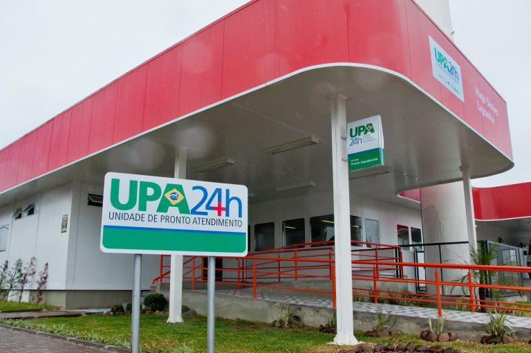 Saúde - hospitais - UPA Unidade de Pronto-Atendimento em Canoas-RS