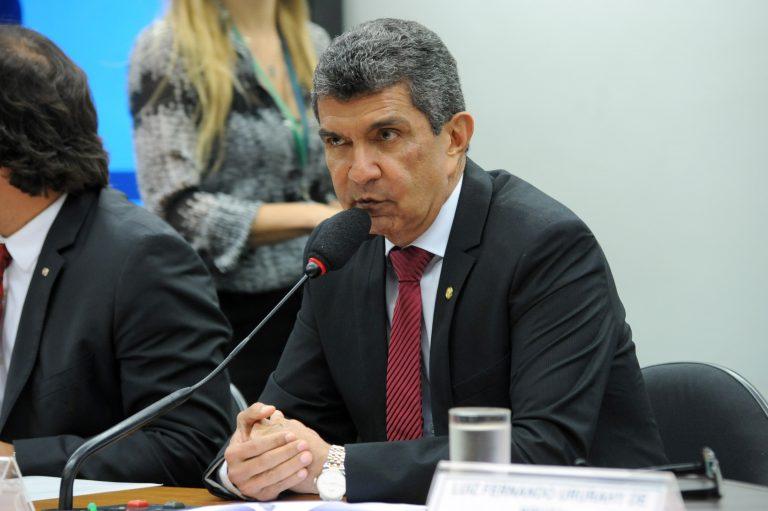 Audiência pública sobre a operação 'Infinita Highway'. Dep. Sergio Vidigal (PDT-ES)