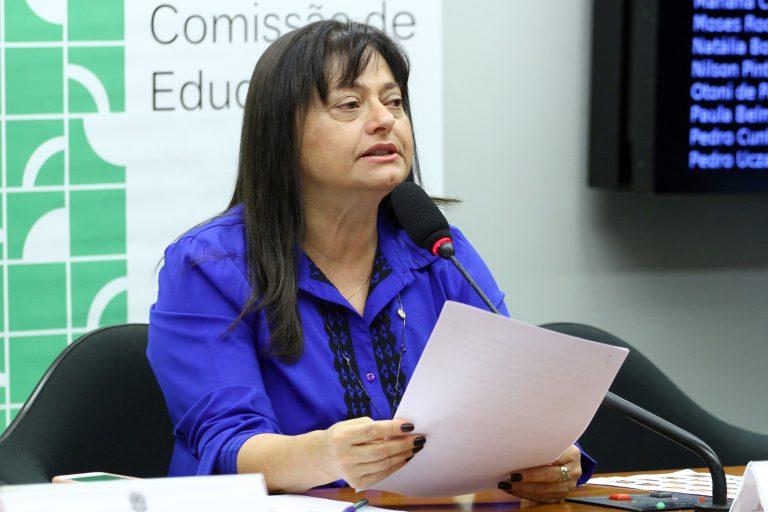 Audiência Pública - Tema: Programa Future-se. Dep. Alice Portugal (PCdoB-BA)