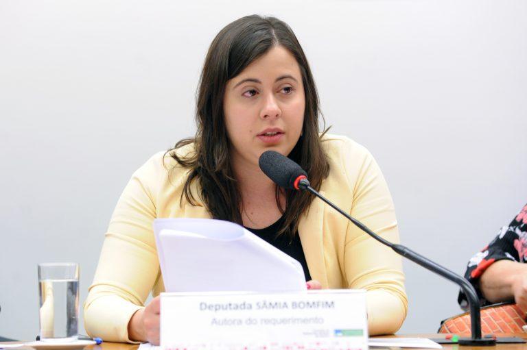 Audiência Pública - Tema: Cumprimento do HC 143.641. Dep. Sâmia Bomfim (PSOL-SP)