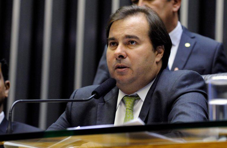 Paraíba Online • Maia diz que vai avaliar com calma pedido de criação da CPI da Lava Jato