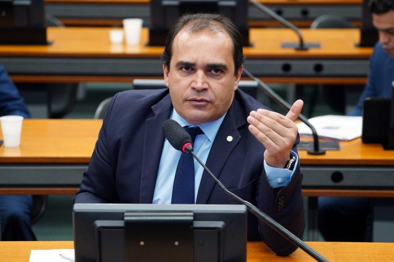 Reunião Ordinária para discussão e votação do parecer do relator, dep. Samuel Moreira (PSDB/SP). Dep. Delegado Marcelo Freitas (PSL - MG)
