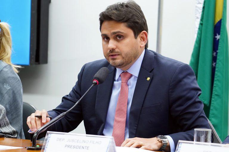 Reunião ordinária. Dep. Juscelino Filho (DEM - MA)