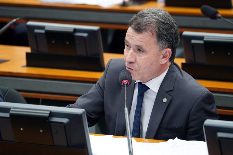 Reunião Ordinária para discussão e votação do parecer do relator, dep. Samuel Moreira (PSDB/SP). Dep. Darci de Matos (PSD - SC)