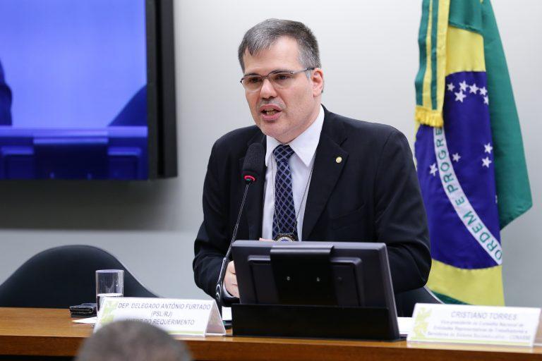 """Audiência Pública - Tema: """"Segurança do sistema socioeducativo no Rio de Janeiro e no Brasil."""". Dep. Delegado Antônio Furtado (PSL - RJ)"""