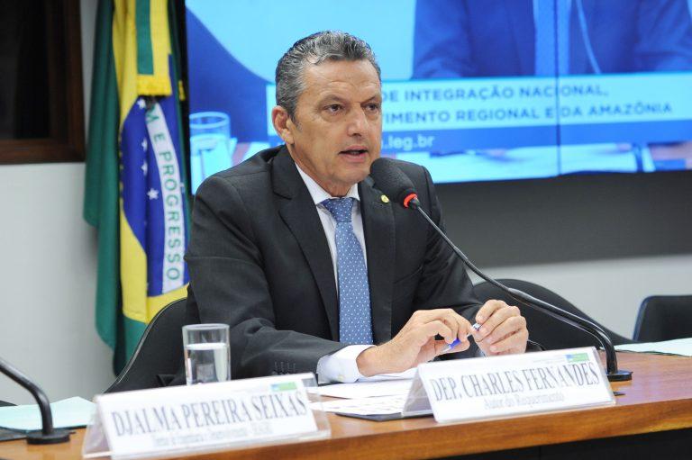 Audiência Pública - Tema: Projeto de irrigação do vale do Iuiu localizado no estado da Bahia. Dep. Charles Fernandes (PSD - BA)