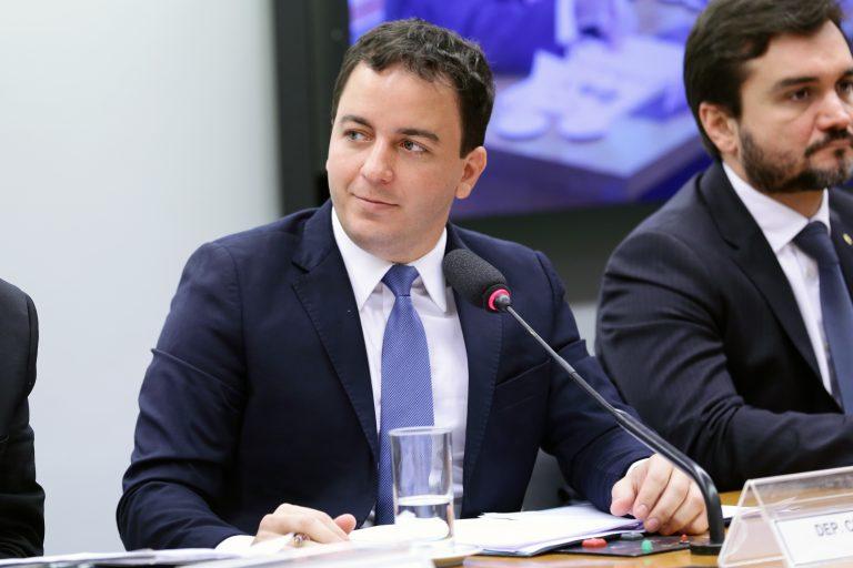 """Audiência Pública - Tema: """"Debate sobre reclusão por maus-tratos a animais - PL 1095/19"""". Dep. Célio Studart (PV - CE)"""