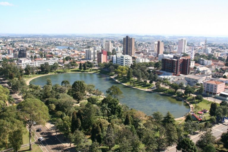 Cidades - geral - municípios urbanos Guarapuava (PR)