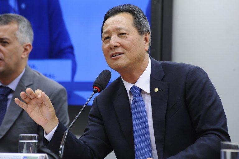 Reunião ordinária. Dep. Luiz Nishimori (PR - PR)