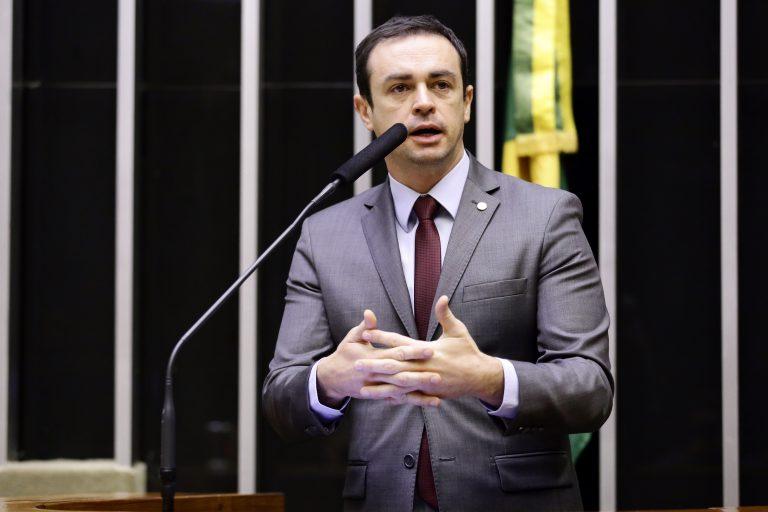Sessão Solene em homenagem aos 74 Anos de Criação do Partido Trabalhista Brasileiro - PTB. Dep. Maurício Dziedricki (PTB - RS)