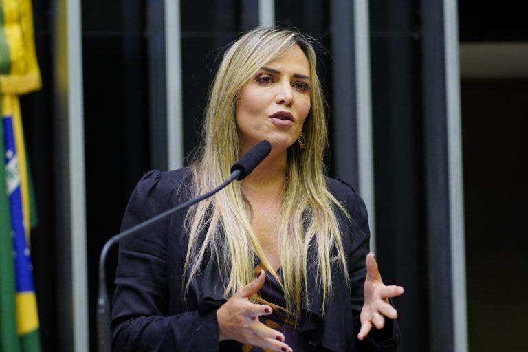 Homenagem ao Dia do Bombeiro Brasileiro. Dep. Celina Leão (PP-DF)