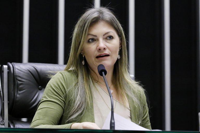 """Comissão Geral para debater """"o Licenciamento Ambiental e a Utilização de Agroquímicos"""". Dep. Aline Sleutjes (PSL-PR )"""