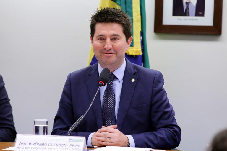 """Audiência Pública - Tema: """"O passivo do Funrural e o endividamento agrícola."""". Dep. Jerônimo Goergen (PP - RS)"""