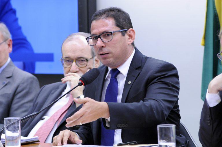 """Audiência Pública - Tema: """"Desonerações sobre folha de pagamento"""". Dep. Marcelo Ramos (PL-AM)"""