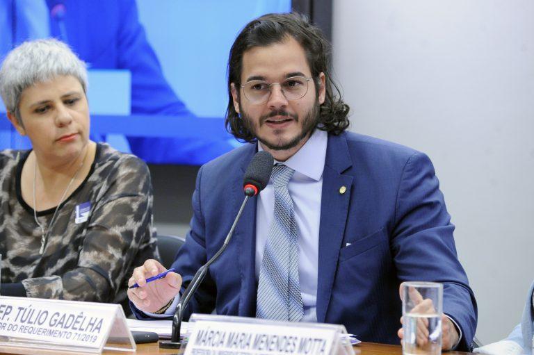"""Audiência Pública - Tema: """"A criminalização da apologia à ditadura militar"""". Dep. Túlio Gadêlha (PDT-PE)"""