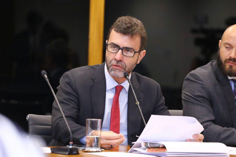 Reunião Ordinária - Pauta: continuação da discussão e votação do relatório do relator. Dep. Marcelo Freixo (PSOL - RJ)