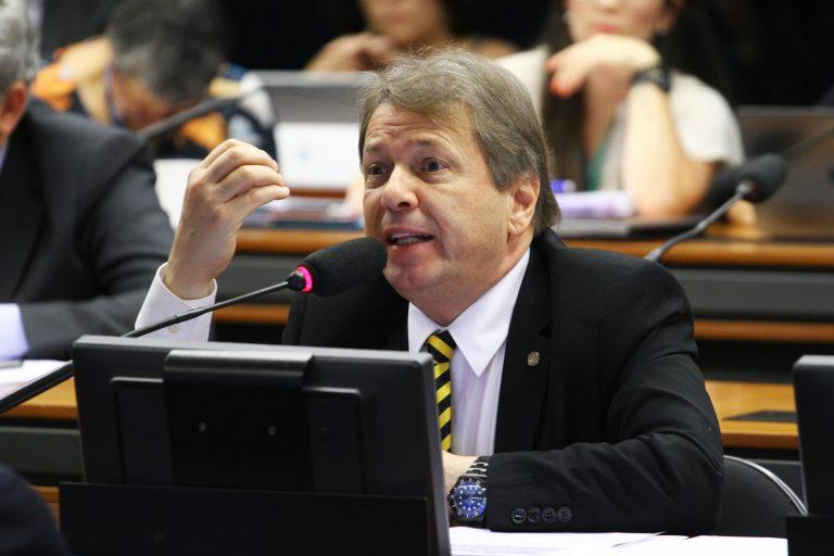 Reunião sobre os horizontes da Cooperação Brasil-União Europeia em Ciência, Tecnologia e Inovação. Dep. Bibo Nunes (PSL-RS)