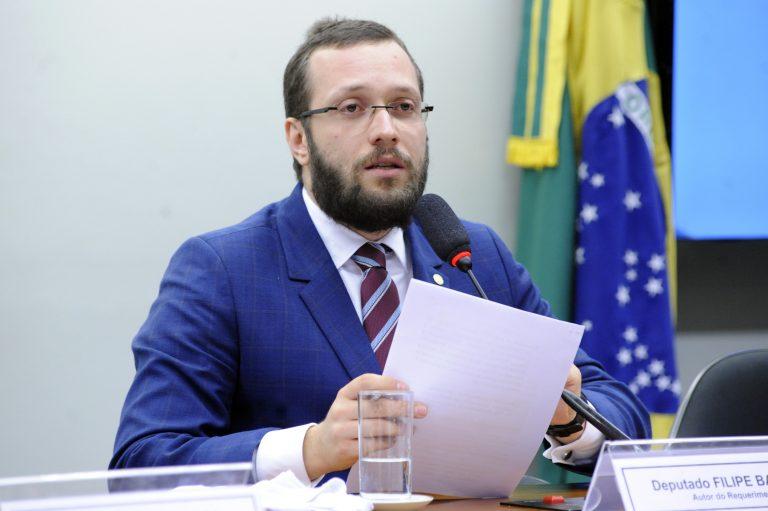 """Audiência pública atuação do Estado para evitar crimes como o """"Caso Rhuan"""". Dep. Filipe Barros (PSL - PR)"""