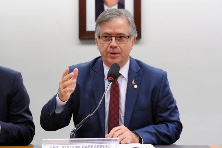 Audiência Pública - Tema: Desafios da Geração de Energia Elétrica. Dep. Joaquim Passarinho (PSD-PA)
