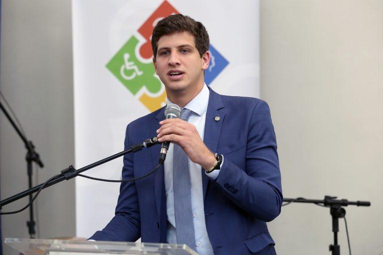 Homenagem ao Dia Nacional de Luta das Pessoas com Deficiência. Dep. João H. Campos (PSB - PE)