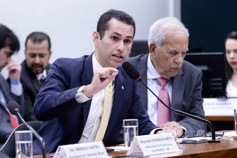 """Audiência Pública - Tema: """"Esclarecimentos sobre o PLN nº 21/2019 (PPA) e PLN nº 22/2019 (PLOA)"""". Dep. Domingos Neto (PSD-CE)"""