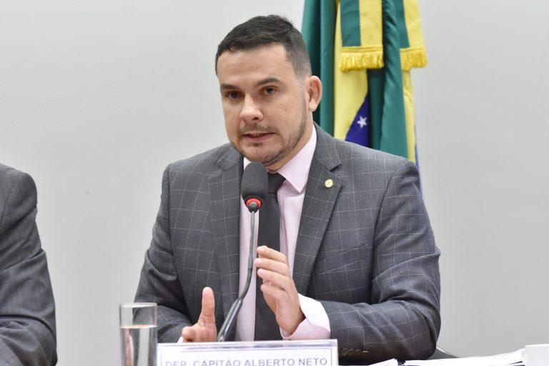 """Audiência Pública - Tema: """"Audiência de Custódia e Sujeitos do Processo"""". Dep. Capitão Alberto Neto (REPUBLIC-AM)"""