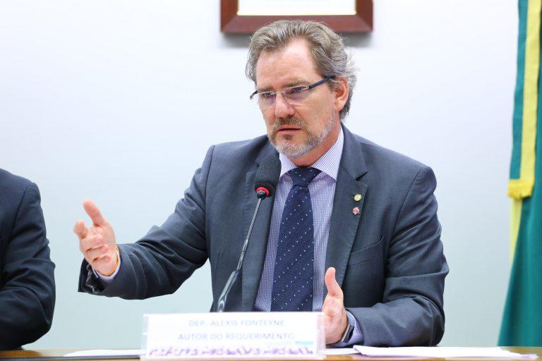 """Audiência Pública - Tema: """"A revogação do Bloco K"""". Dep. Alexis Fonteyne (NOVO - SP)"""