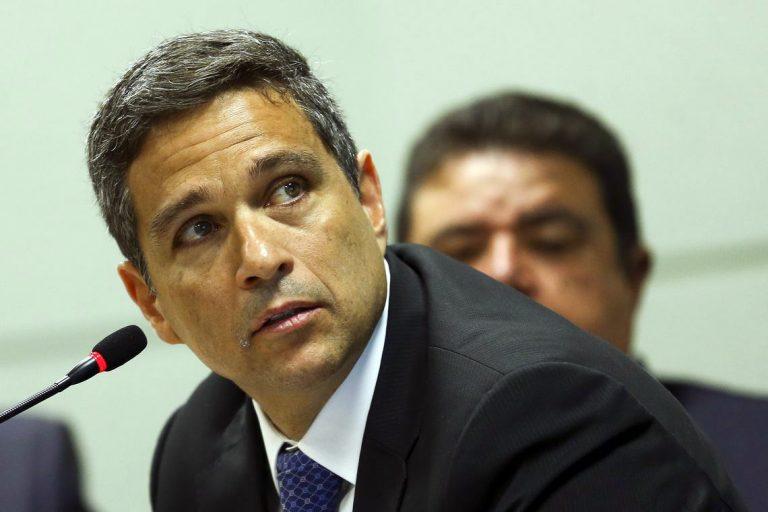 Autoridades - presidente do Banco Central BC Roberto Campos Neto