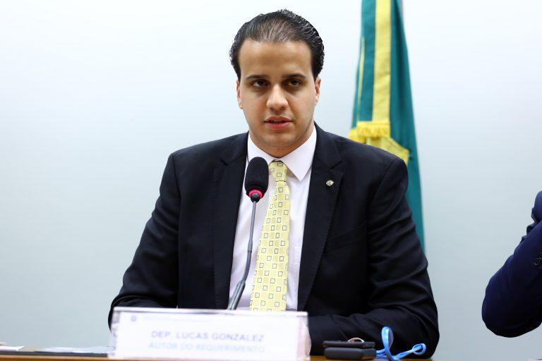 """Audiência Pública - Tema: """"Políticas públicas que tratem do desemprego da juventude no Brasil"""". Dep. Lucas Gonzalez (NOVO-MG)"""