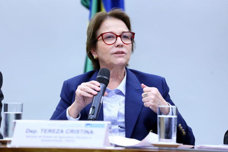 """Audiência Pública - Tema: """"Assistência Técnica e Extensão Rural pública brasileira."""" Ministra do Ministério da Agricultura, Pecuária e Abastecimento - MAPA, Tereza Cristina"""
