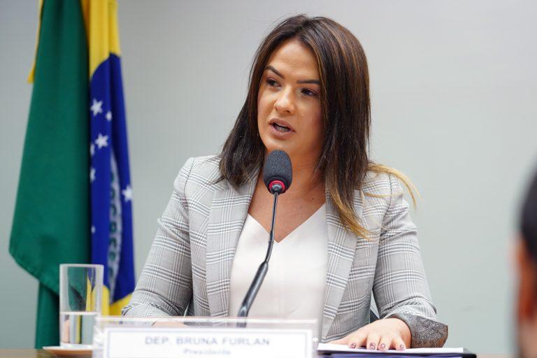 """Audiência Pública - Tema: """"Papel de Estados e Municípios na Proteção dos Dados Pessoais"""". Dep. Bruna Furlan (PSDB-SP)"""