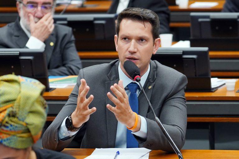 Reunião Ordinária - Pauta: deliberação de proposições. Dep. Gilson Marques (NOVO - SC)
